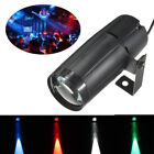 10W Beam Pinspot Spotlight Stage Light Disco Party Lighting Club Wedding Light