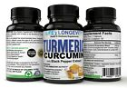 Turmeric Curcumin with Bioperine 1500mg Optimum Pain Relief & Joint Support on eBay