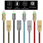Mcdodo Smart LED Auto Disconnect Lightning Data USB Charging Cable iPhone 8 7 6s
