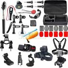 Accessories Kit Bundle/box/Anti Fog Fr Gopro Hero 5 4 3 2 1 Mount Camera outdoor