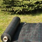 16 sqm Weed Control Fabric Membrane, Black + Pegs, Package ,and moreNEW