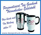 30x Thermobecher mit Bild & Text