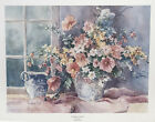 """A Bouquet for Mother by Barbara Mock 22x28"""" - SIGNED LIMITED PRINT 1247/1950"""