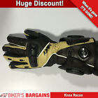 KNOX RECON GLOVES BROWN/TAN - WAS £129.99 - NOW £64.99