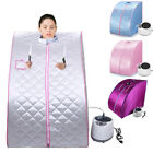 review steam cleaners for home - Portable Home Steam Sauna Spa Tent Remote Heater Beauty Loss Weight Slimming kt