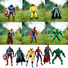 6'' Inch AVENGERS Marvel Super Heros Action Figure  Kids Children Toy Gift