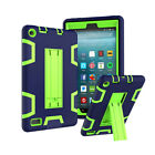 For Amazon Kindle Fire 7 2017 7th Gen Shockproof Heavy Hybrid Stand Case Cover