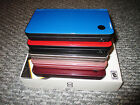 Nintendo DSi XL Systems You Pick Choose Your Own Various Colors FREE Ship