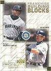 2001 Upper Deck Pros and Prospects Building Blocks-#1-30 - Choose -*COMBINE S/H*