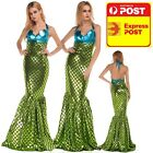 ADULT MERMAID COSTUME DRESS