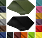 23oz Heavy Duty Thick Waterproof Canvas Fabric 600D Outdoor Cover Sold By Metre