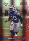 2007 Select Red Zone Football Card Pick $7.0 USD on eBay