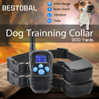 training collars for large dogs - Pet Trainer Rechargeable Remote Training Shock Collar For Small Medium Large Dog