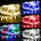 String Light 200/300/500 LED Fairy Light Indoor/Outdoor Christmas Tree Curtain