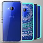 For HTC U11 Life Case Hard Back Bumper Slim Shockproof Phone Cover