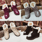 Fashion Plus cotton female size Short tube winter boots snow boots One new fur