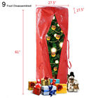 Christmas Artificial Tree Storage Bag Up To 9 ft Durable Heavy-Duty Handles
