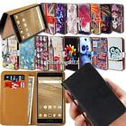 Leather Wallet Stand Magnetic Flip Case Cover For Various Infinix SmartPhones