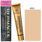 DERMACOL Make Up Cover Concealer Grundierung Wasserfest Starkdeckend 30ml