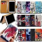 Leather Wallet Stand Magnetic Flip Case Cover For Various Models Mobile phone