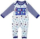 Baby Boys Cheeky Chappy All in One Romper Baby Gro Tiny Baby First Size