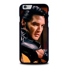 ELVIS PRESLEY For iPhone 4 4S 5 5S 5C 6 6S 7 8 Plus X SE Phone Case Cover