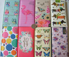 2018 Diary Slim or Pocket Size Week to View 2018 Diaries New