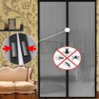 Home Patio Door Curtain Mesh Hands-Free Screen Net Magnetic Anti Mosquito Bug