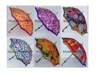 Wholesale Indian Patchwork Hand Embroidered Decorative Sun Umbrella Parasol