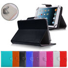 "NEW Universal 7 Inch Folio Smart Case Cover Skin Stand for 7"" Tablet PC Phablet"