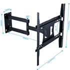 Articulating Smart TV Wall Mount Adjustable Tilt Swivel Bracket LCD LED 32