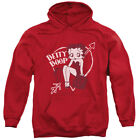 Betty Boop Lover Girl Pullover Hoodies for Men or Kids $24.74 USD