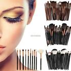 Makeup Cosmetic Brushes Set Powder Foundation Eyeshadow Brush Tool Kit 10/22pcs