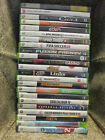 Assorted Xbox & Xbox 360 Video Games