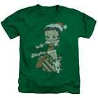 BETTY BOOP DEFINE NAUGHTY T-Shirt Juvenile Tall $20.99 USD
