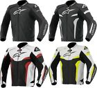 Alpinestars Celer Leather Motorcycle Riding Jacket Mens All Sizes All Colors