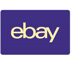 eBay Canada Gift Card $25, $50, or $100 - email delivery <br/> CA Only. May take 4 hours for verification to deliver.