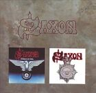 SAXON - Wheels Of Steel / Strong Arm Of Law - 2 CD - Extra Tracks