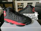 Nike Air Jordan Retro XIII 13 2017 Bred Black True Red White Varsity 414571-004