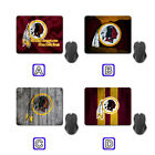 Washington Redskins American Football Mouse Pad Mat Computer Mice Mousepad $4.99 USD on eBay