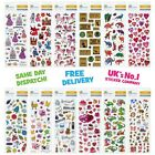 Fun Stickers Girls ** 36 Designs To Choose From ** See Our Store For More **