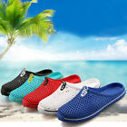 Men Women Breathable Slippers Hollow-out Beach Sandals Garden Hole Shoes Grand