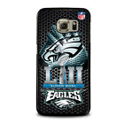 PHILADELPHIA EAGLES CHAMP Samsung Galaxy S5 S6 S7 Edge S8 S9 S10 Plus Note Case
