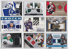 frozen list of characters - NHL Jersey Cards Choose From List Hull Zajac Doughty Richards Janmark Francis