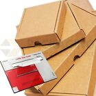 Royal Mail Large Letter Cardboard Postal Mailing PiP Boxes-Mini C6