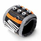 HORUSDY Magnetic Wristband ,with Strong Magnets for Holding Screws, Nails