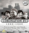 CORONATION STREET 'DECADES' 10 DVD BOXED SETS - 1960's, 70's, 80's, 90's OR 00's