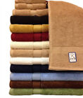 6-Pc Solid combed Towel Set