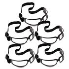5 Pieces Dribble Dribbling Specs Glassses Eyewear for Sports Basketball Training