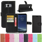For Samsung Galaxy Phone Case Luxury Folio PU Leather Wallet shockproof Cover